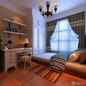 一室房间装修设计 小户型地台装修效果图 小户型阳台改卧室