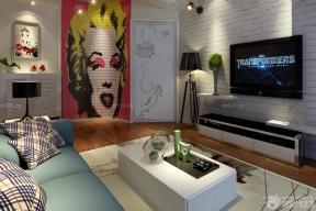 50平米一室一廳一衛 時尚一室一廳