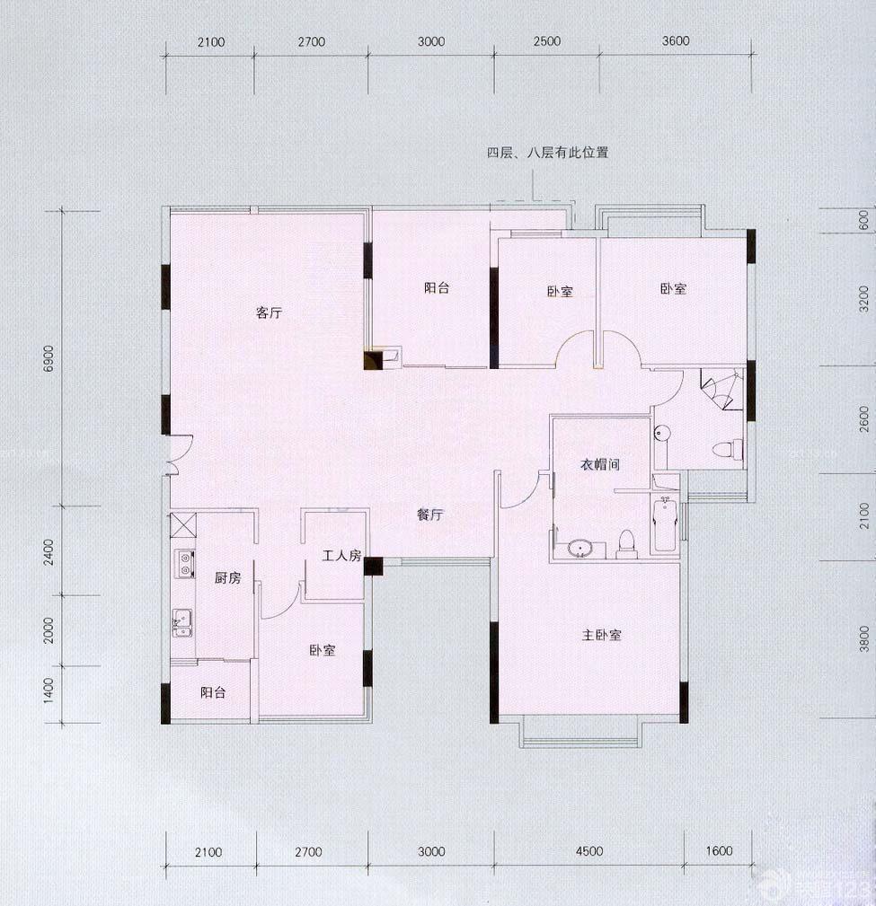 最新20万农村房屋设计户型图