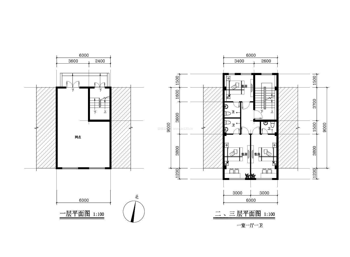 120长方形户型设计图_农村户型设计图120平方