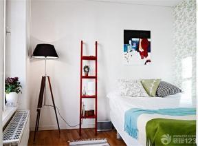 時尚一室一廳 一室一廳臥室裝修圖
