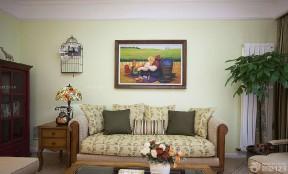 美式沙發裝修圖片 大戶型客廳裝修圖