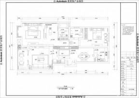 小洋楼户型图大全 120平米别墅户型图