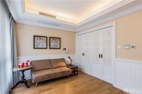 美式建筑風格裝修圖片 小美式家具裝修圖片大全