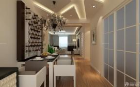 新房裝飾 家庭餐廳