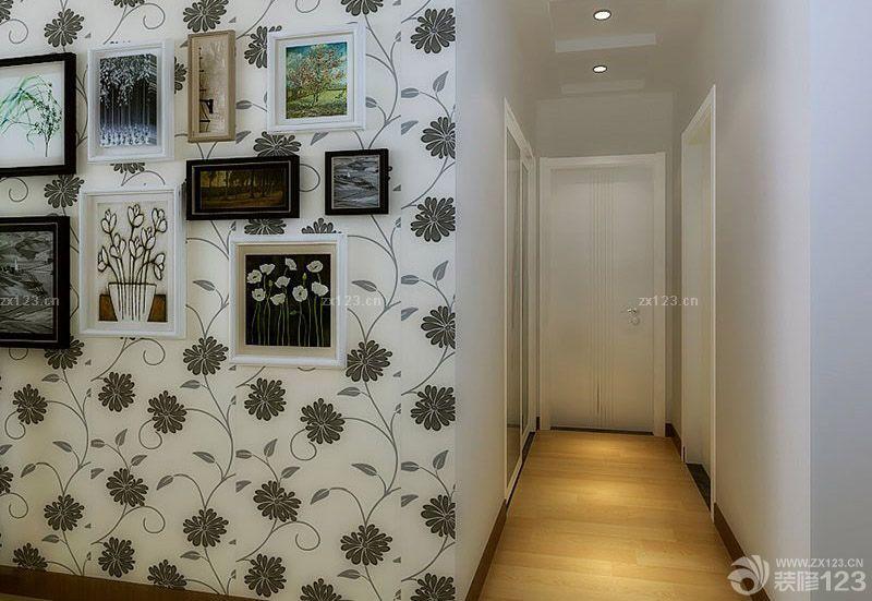 85平房子走廊玄关设计效果图欣赏