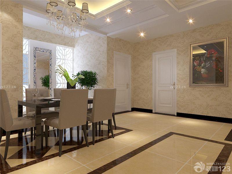 欧式风格白色门装修图片