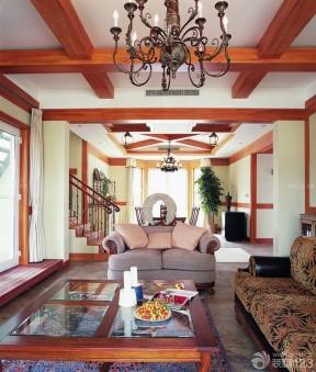 客廳裝修設計 吊頂設計