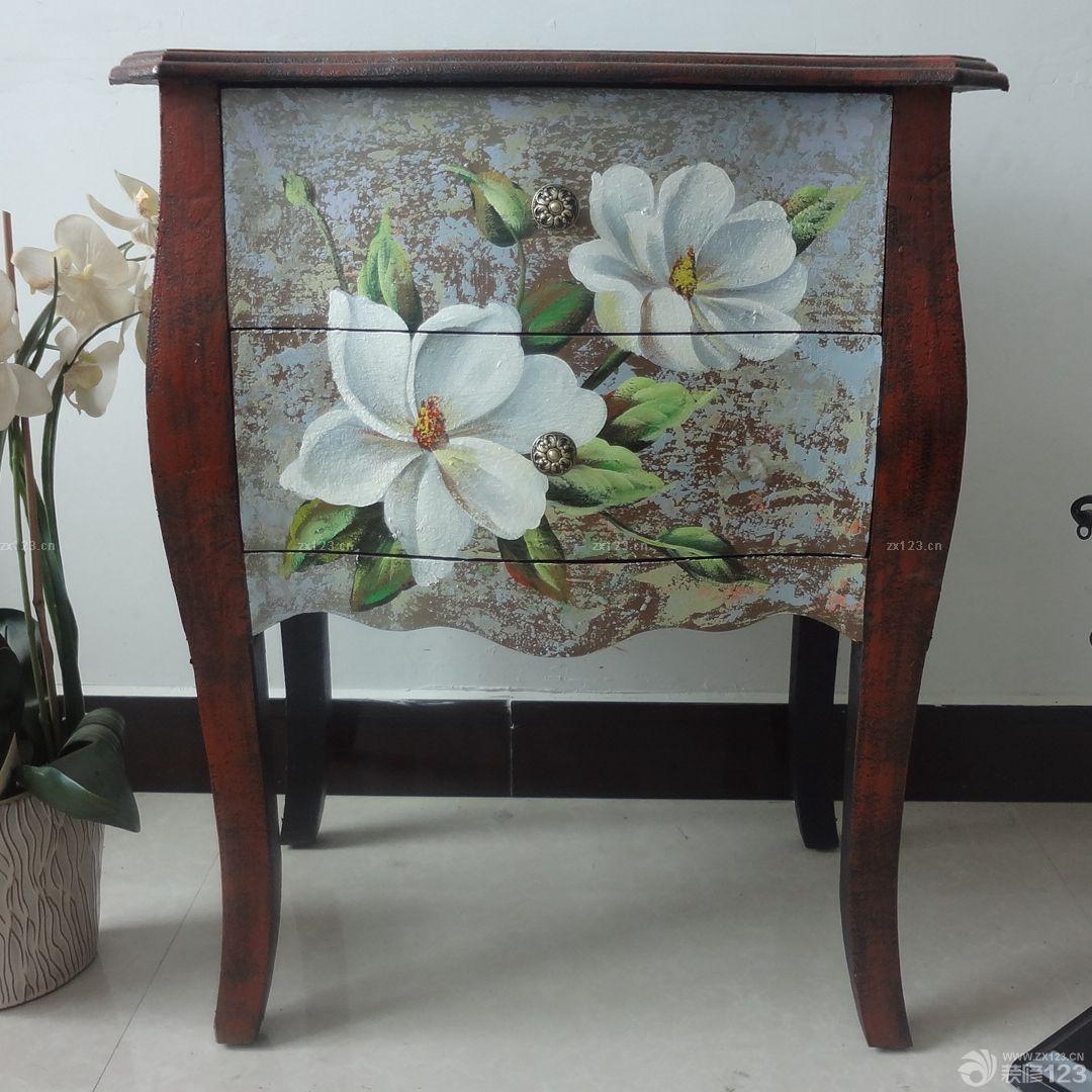 最新手绘美式家具图片欣赏