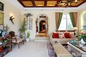 客廳裝飾 田園風格設計