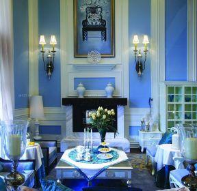 復式樓客廳裝飾案例-每日推薦