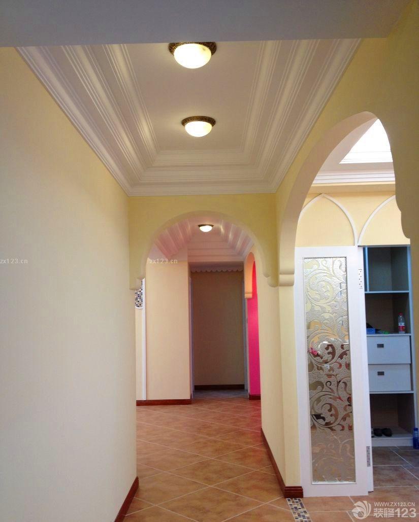 极简欧式风格小户型房间设计图大全