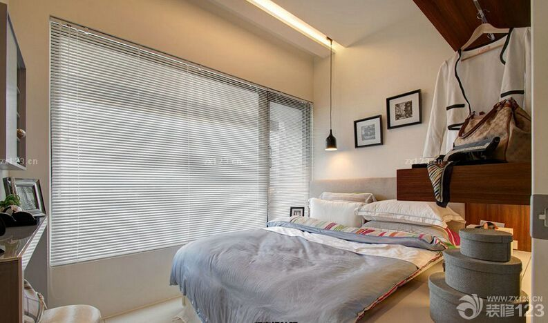 单身公寓一室房间装修设计案例
