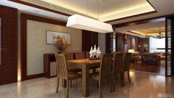 家庭餐廳藝術燈具裝修效果圖欣賞