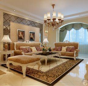 90平方客廳地毯設計圖-每日推薦