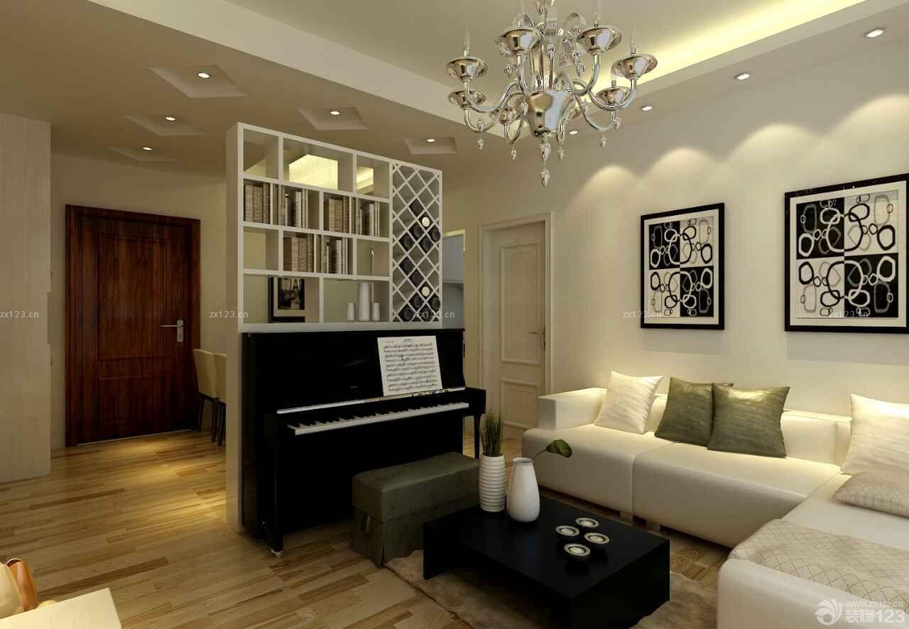 新中式客厅地毯贴图欣赏