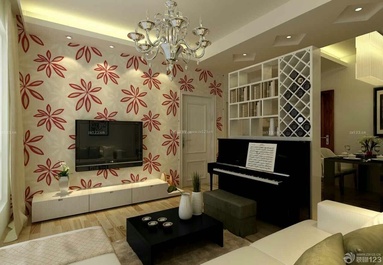 2015最新简装小户型卧室设计图片