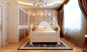 臥室設計 床頭背景墻設計