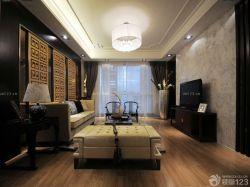 房屋客廳大理石背景墻設計圖