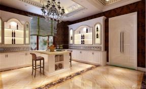 家庭欧式室内装潢酒柜设计图图片