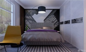 小臥室 床頭背景墻