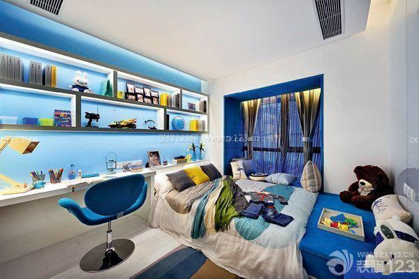 卧室飘窗设计:休息区
