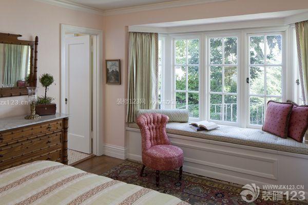 卧室飘窗设计:安全
