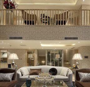 復式住宅挑高客廳設計圖-每日推薦