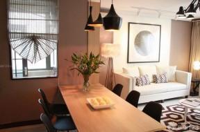 現代風格實木家具 家裝餐廳