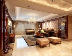 18平米客廳裝修 客廳瓷磚鋪貼