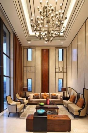 客廳吊頂造型 房屋客廳