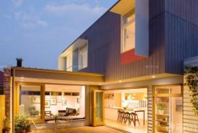 庭院設計 美式風格房子
