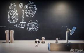 創意墻繪 家居室內設計