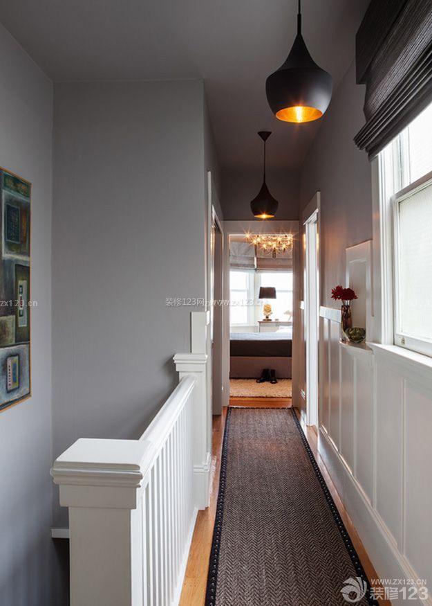 家庭走廊玄关吊顶造型图片