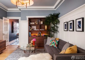 現代風格實木家具 家居客廳