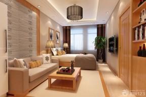 54平米小戶型設計 一居室小戶型
