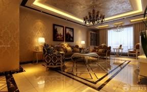 长方形客厅 客厅装潢设计