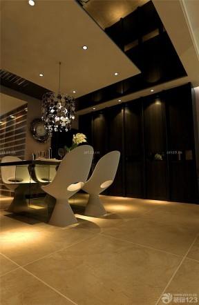 家庭餐廳 新房裝修樣板房
