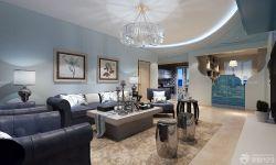 家裝客廳裝潢設計樣板房