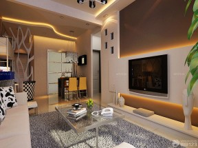 房子裝修樣板房 80平方米