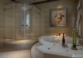 整体淋浴房 家装设计样板房