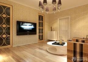 小戶型大客廳 室內裝修墻紙大全