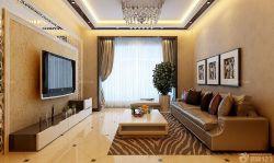 家裝客廳門框設計樣板房
