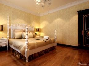 15平米卧室 压纹壁纸