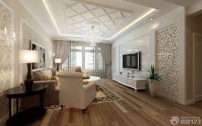 石膏板吊頂 房屋客廳