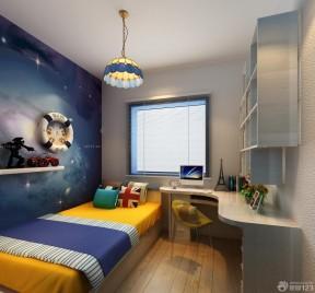 90平小復式 地中海風格兒童房