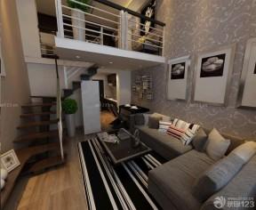 閣樓樓梯設計 木質樓梯