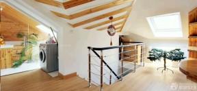閣樓樓梯設計 不銹鋼樓梯扶手