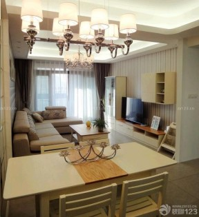 90平方房屋設計圖 新房客廳