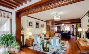 90平方房屋設計圖 中式風格